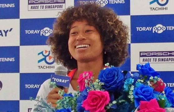大坂まり 大坂なおみ全米オープン優勝姉ランキング、身長、日本語?