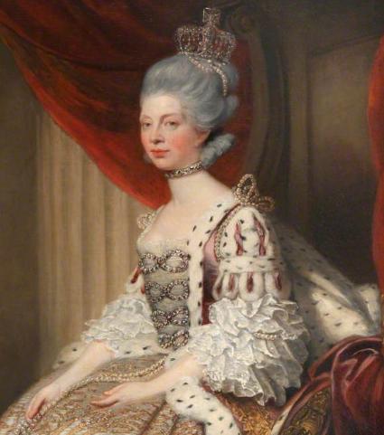 シャーロット女王