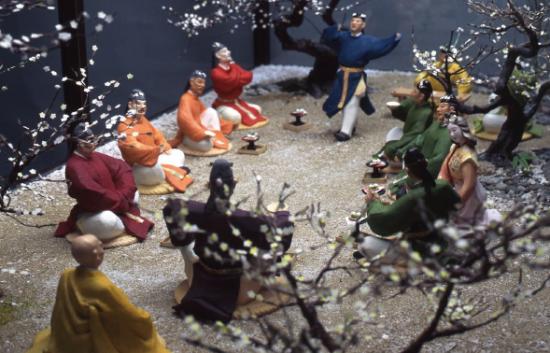 大宰府 大伴旅人 梅花の宴