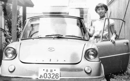 上野千鶴子 小学生 父親の車
