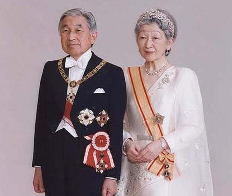 昭仁天皇&美智子皇后様1